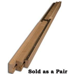 "50"" Equalizer Table Slide Pair, 49"" opening, Model 9052M"