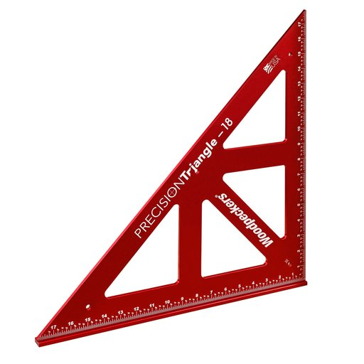 """View a Larger Image of OneTime Tool 18"""" PRECISION TRIANGLE - NO CASE"""