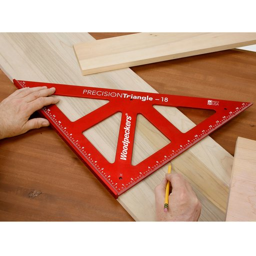View a Larger Image of OneTime Tool 450mm PRECISION TRIANGLE - NO CASE