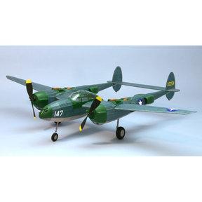 P-38 F/M Lightning Airplane Model Kit