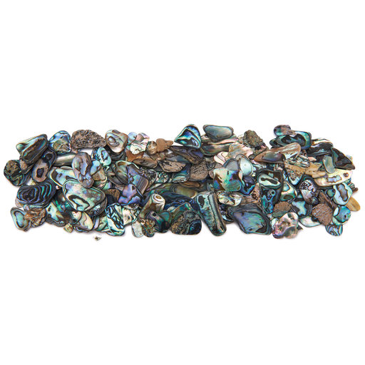 View a Larger Image of Paua Abalone Inlay Material Large 2 oz