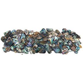 Paua Abalone Inlay Material Large 2 oz