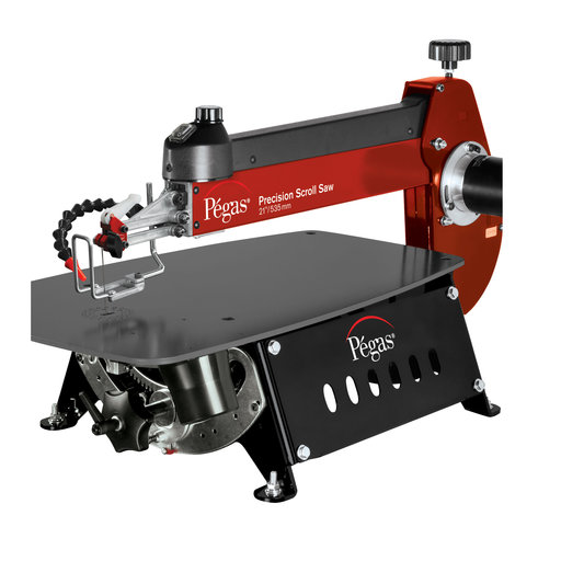 """View a Larger Image of 21"""" Scroll Saw Machine"""