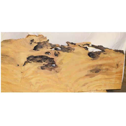 "View a Larger Image of Pequia (Caryocar Villosum) Slab 100"" x 17"" x 2"""
