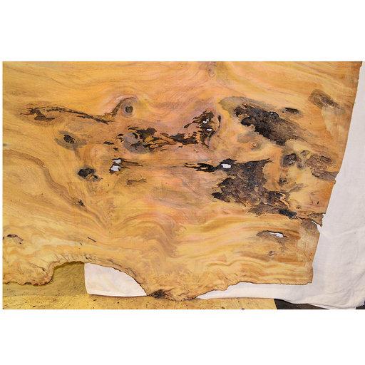 "View a Larger Image of Pequia (Caryocar Villosum) Slab 113"" x 48"" x 2"""