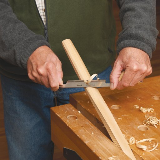 View a Larger Image of Carver's Drawknife