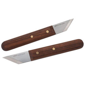 Left and Right Hand Marking Knives
