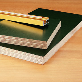 "Phenolic Faced Plywood 3/4"" (18 mm) x 24"" x 48"""
