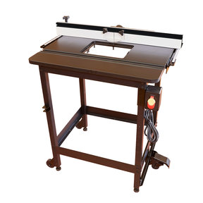 Phenolic Top Router Table Kit