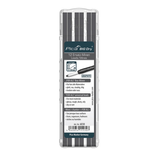 View a Larger Image of 6030 BIG Dry Graphite Refill