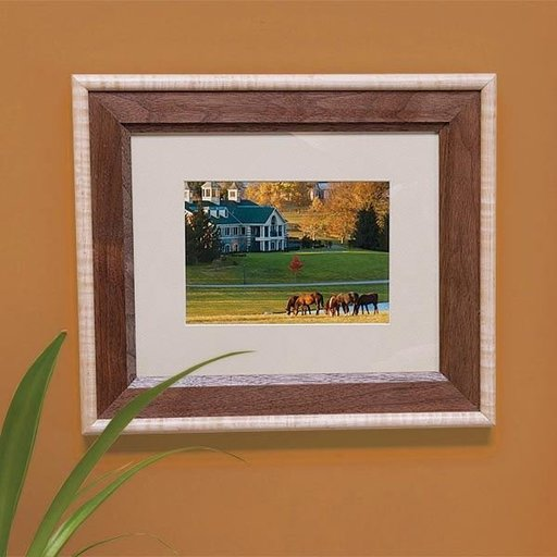 View a Larger Image of Picture Frames - Downloadable Plan