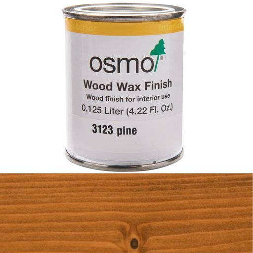 View a Larger Image of Pine Wood Wax 3123Solvent Based .125 l