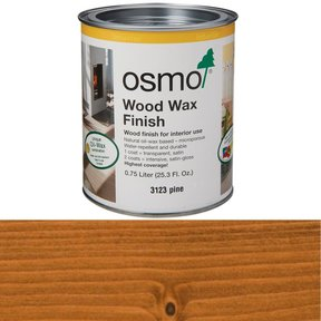 Pine Wood Wax 3123Solvent Based .75 l