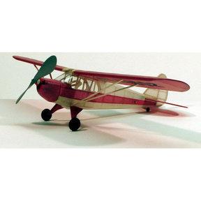 """Piper J4-E """"Cub Coupe"""" Airplane Model Kit"""