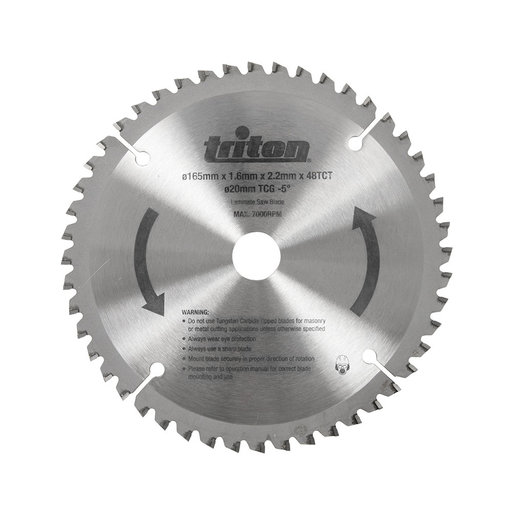 View a Larger Image of Plunge Track Saw Blade 48T