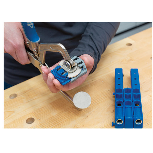 View a Larger Image of Pocket-Hole Jig Universal Clamp Adapter