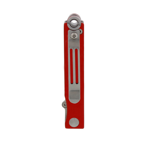 View a Larger Image of Pocket Samurai  Keychain Knife - Red