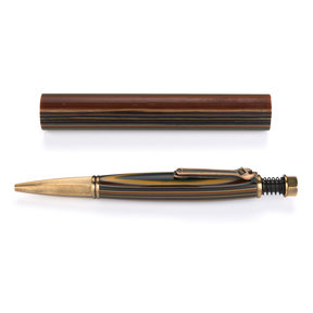 Poly Resin Pen Blank - Cascade