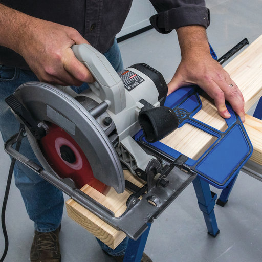 View a Larger Image of Portable Crosscut Guide