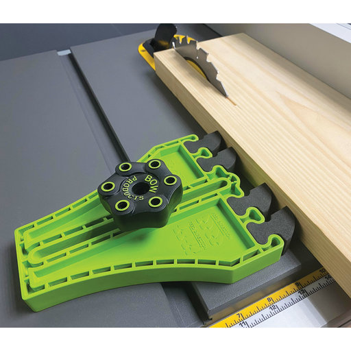 View a Larger Image of Portable Table Saw Featherboard