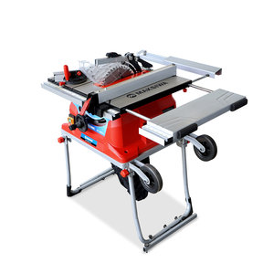 1HP 1PH 110V Portable Table Saw