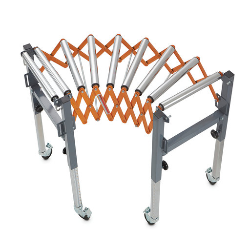 View a Larger Image of PORTAMATE Expanding Roller Stand