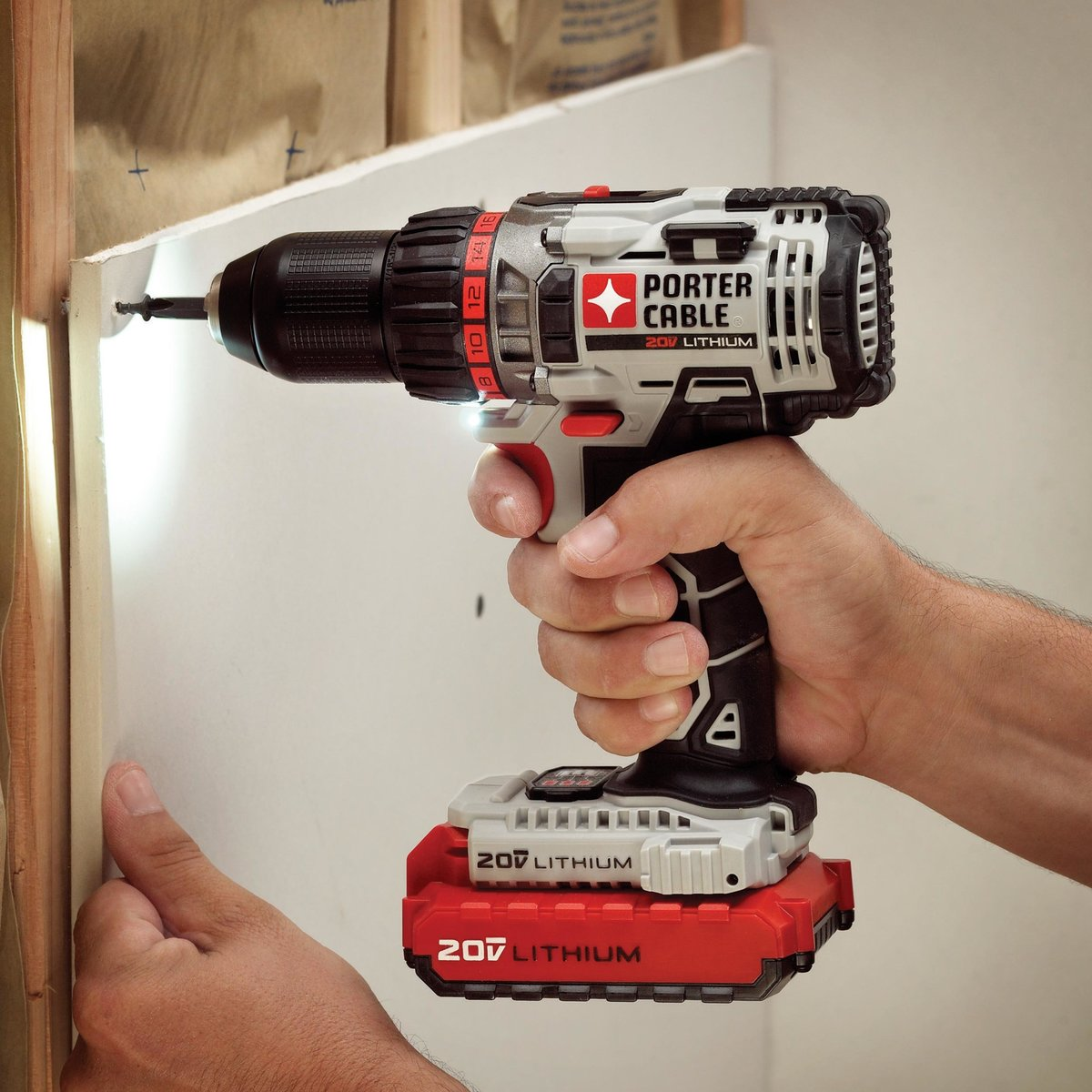 View a Larger Image of (NR)Porter Cable 20V Drill Driver