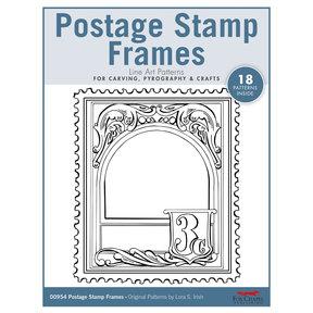 Postage Stamp Frames Pattern Pack