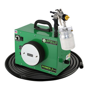 Power-3 VS HVLP Spray System with Quick-Release Cup Gun