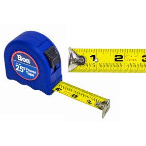 "Power Tape Measure 25' X 1"""