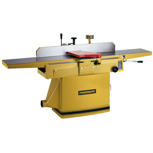 """View a Larger Image of 12"""" Jointer, 3HP, 3PH, 230V/460V, Helical Head, Model 1285"""