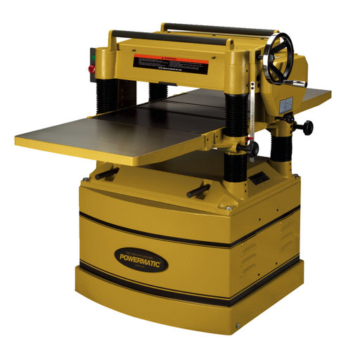 """View a Larger Image of 209HH 20"""" Helical Head Planer 5HP 1PH 230V"""