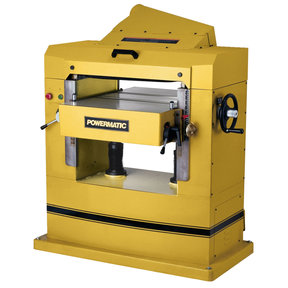 """22"""" Planer with Helical Cutterhead, 7.5HP 3PH 230V, Model 201HH"""