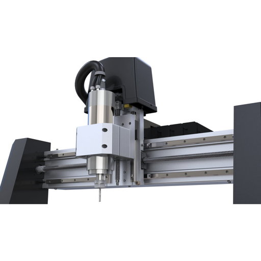 View a Larger Image of 2x4 CNC Kit with Electro Spindle, Model PM-2x4SPK