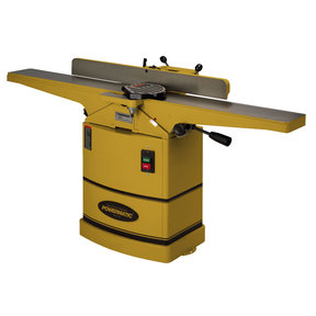 """6"""" Jointer with Helical Cutterhead, Model 54HH"""