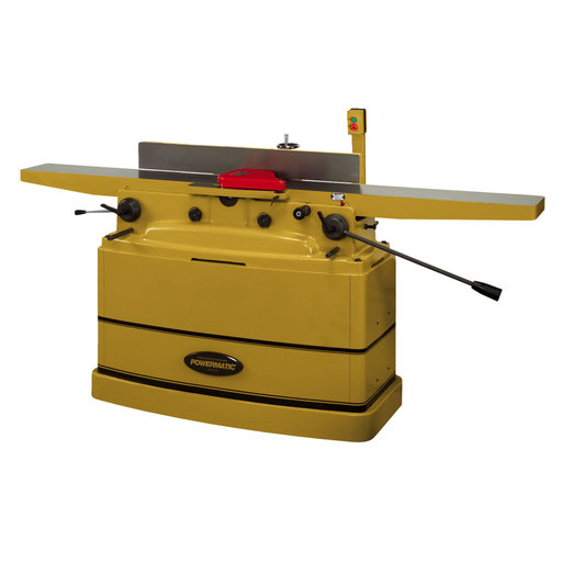 """View a Larger Image of 8"""" Parallelogram Jointer with Helical Cutterhead, Model PJ-882HH"""