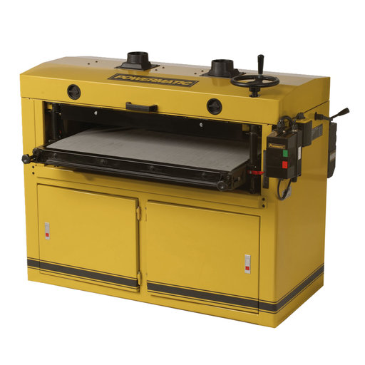 """View a Larger Image of DDS-237, 37"""" Dual Drum Sander, 10HP, 3PH, 230/460V"""