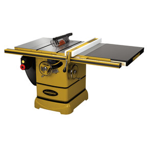 """PM2000, 3HP 1PH Table Saw w/ 30"""" Accu-Fence System"""