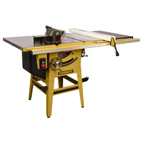 """1-3/4HP 1PH 115/230V 64B-50 Table Saw with 50"""" Fence and Riving Knife"""