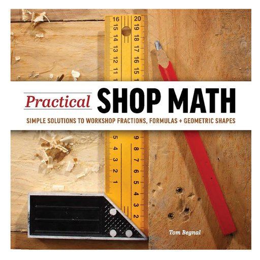 View a Larger Image of Practical Shop Math