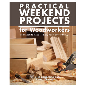 Practical Weekend  Projects for WoodWorkers