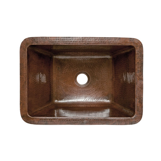 View a Larger Image of Rectangle Bathroom Sink, Faucet and Accessories Package, Oil Rubbed Bronze