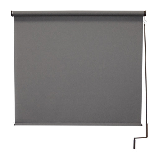 View a Larger Image of Premier Cordless Outdoor Sun Shade, 8' W x 8' L, Elder
