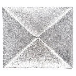 Prism Pyramid Knob Nickel