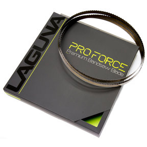 "Pro Force 1 / 4"" x 6 TPI x 123.5"" Bandsaw Blade"