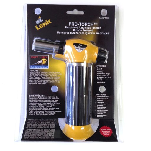 View a Larger Image of Pro-Torch 500