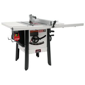 """1-3/4HP 1PH 115V ProShop II Table Saw with Stamped Steel Wings and 30"""" Rip"""
