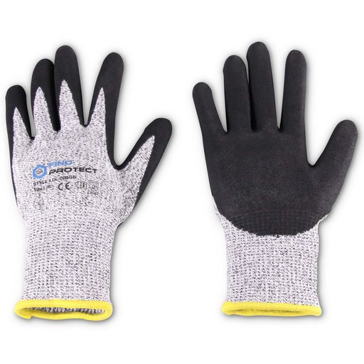 View a Larger Image of Protect Cut Resistent Gloves - M