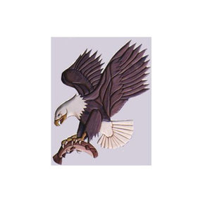 Eagle Intarsia Pattern
