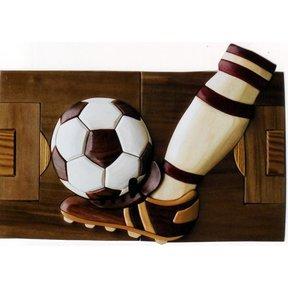 Soccer Intarsia Pattern